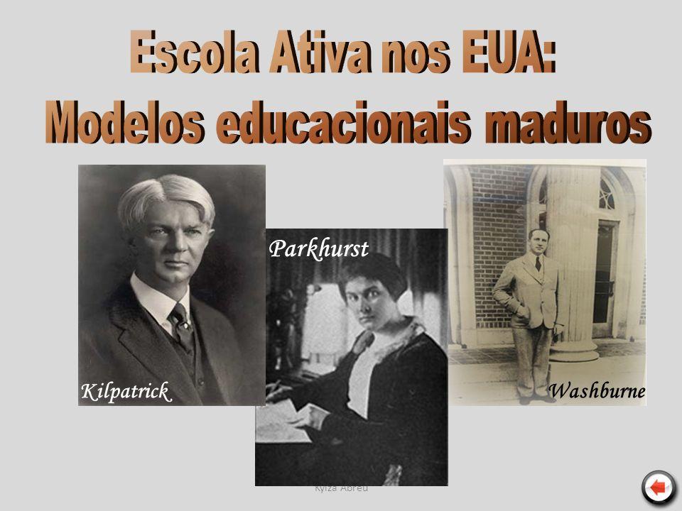 Modelos educacionais maduros