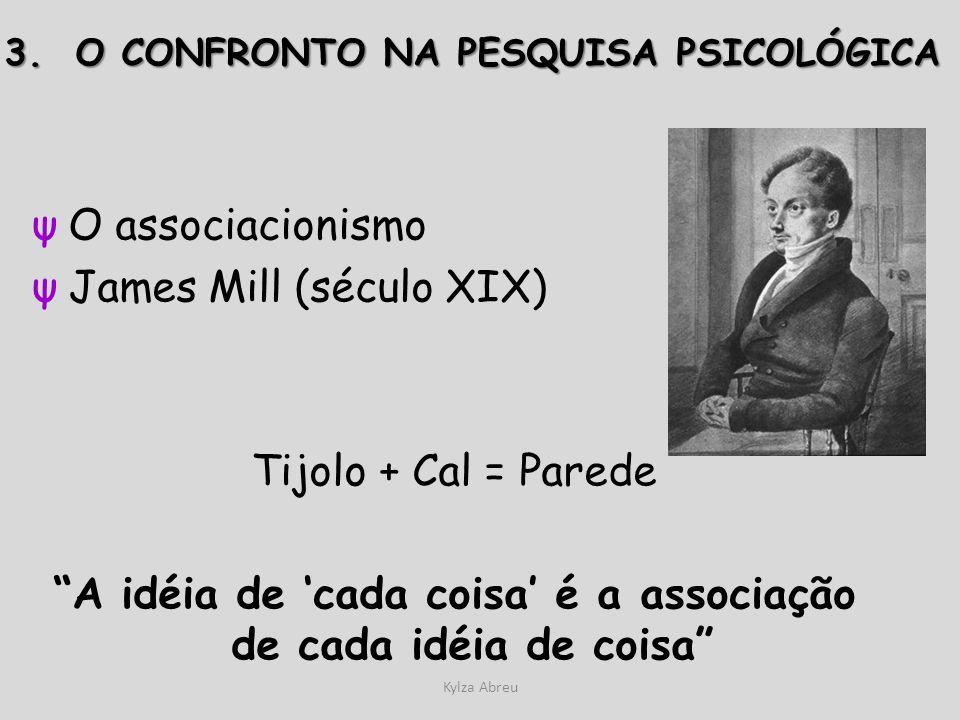 3. O CONFRONTO NA PESQUISA PSICOLÓGICA