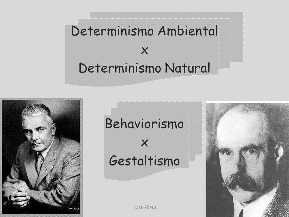 Determinismo Ambiental
