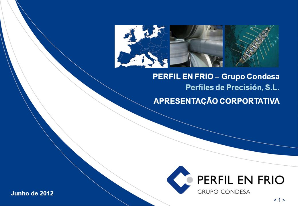 PERFIL EN FRIO – Grupo Condesa Perfiles de Precisión, S.L.