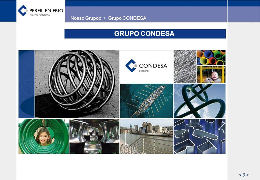 Nosso Grupoo > Grupo CONDESA