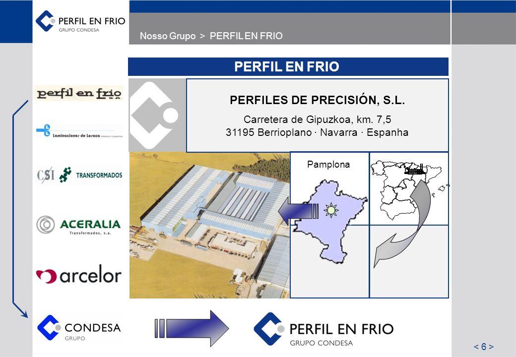 PERFILES DE PRECISIÓN, S.L.