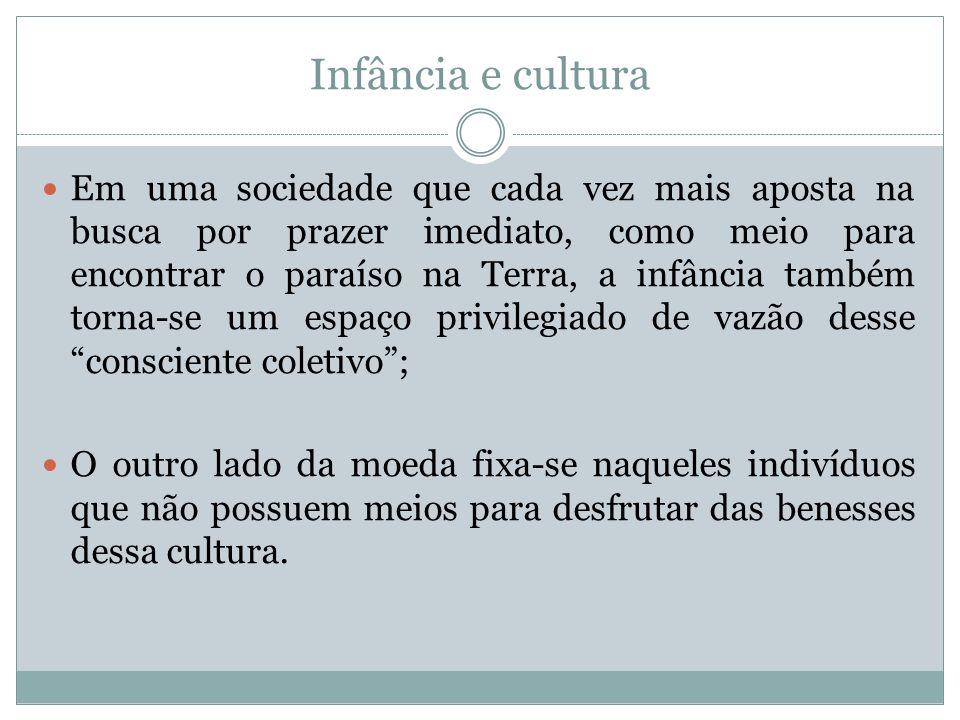 Infância e cultura