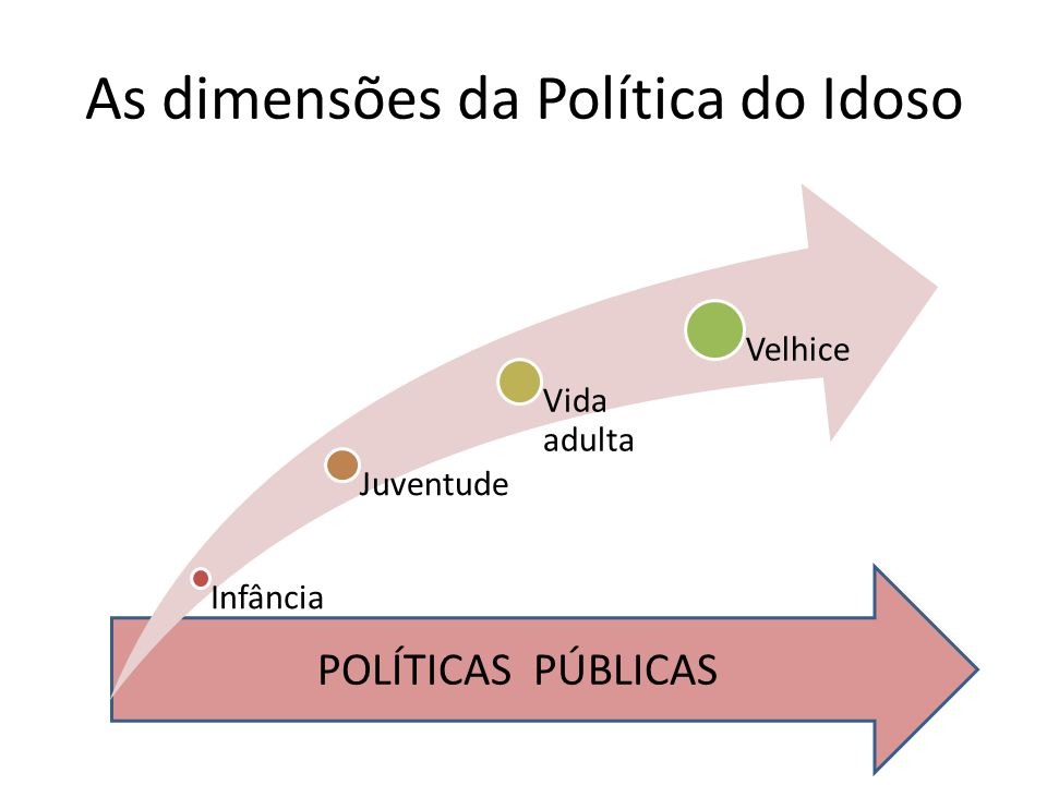 As dimensões da Política do Idoso