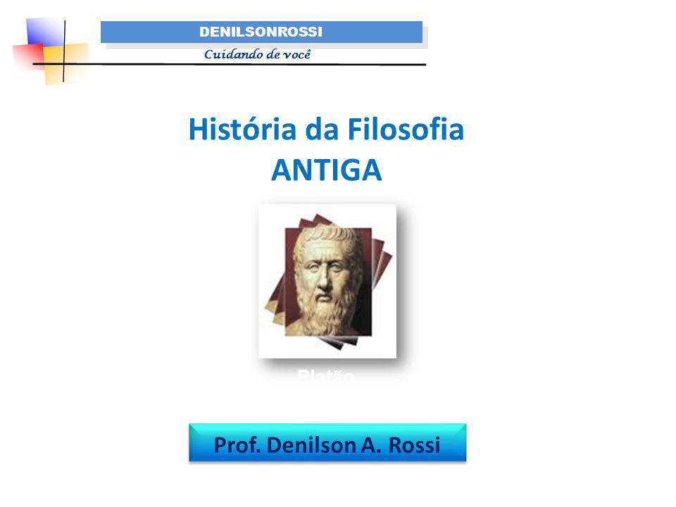 História da Filosofia ANTIGA