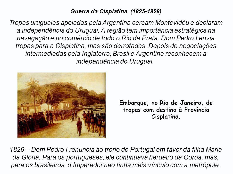 Guerra da Cisplatina (1825-1828)