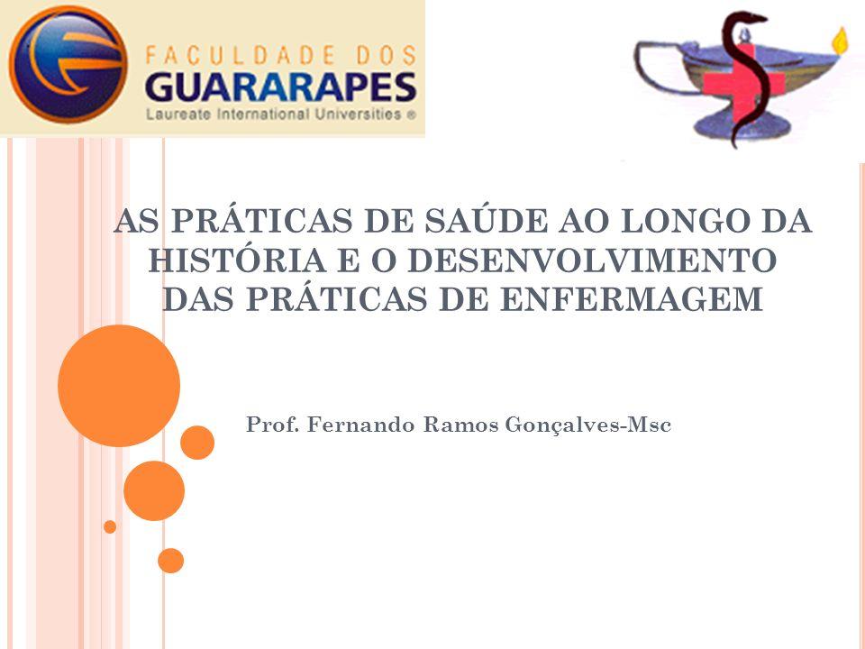 Prof. Fernando Ramos Gonçalves-Msc