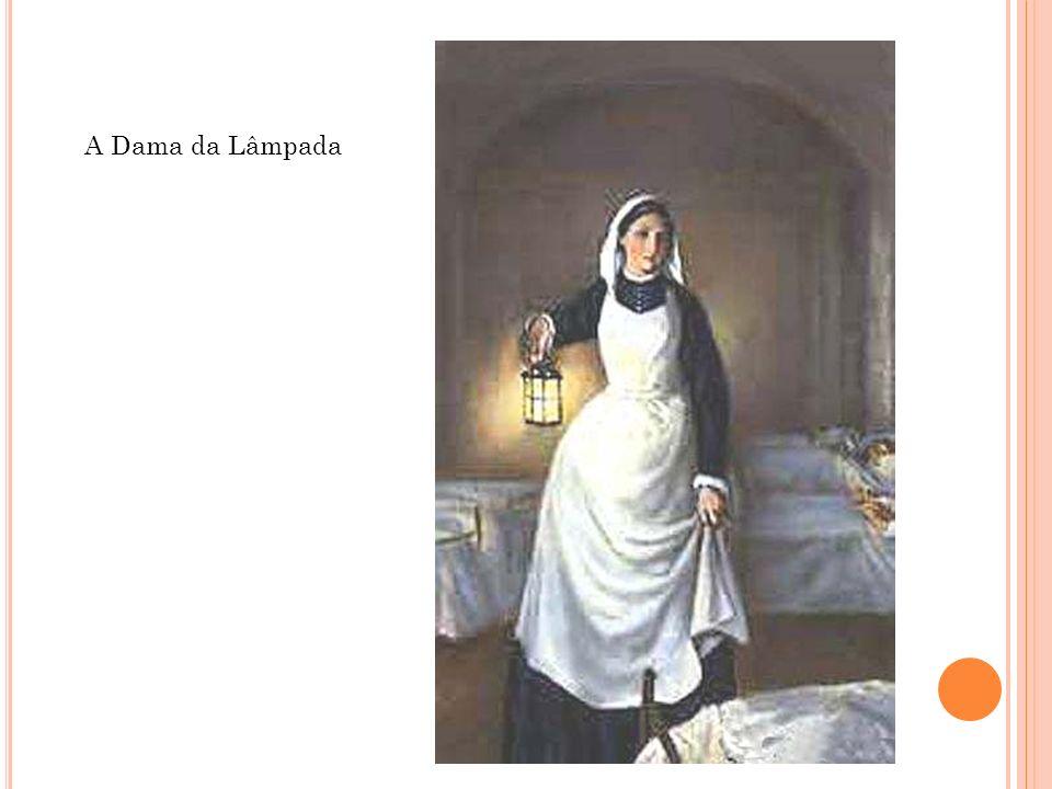 A Dama da Lâmpada