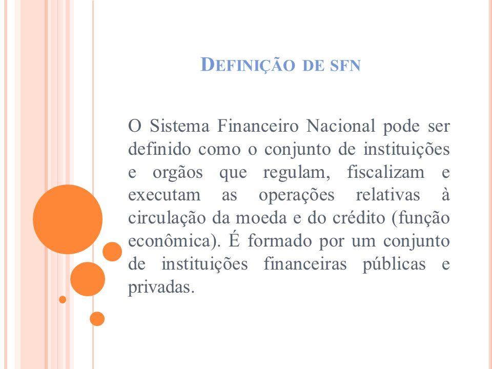 Definição de sfn