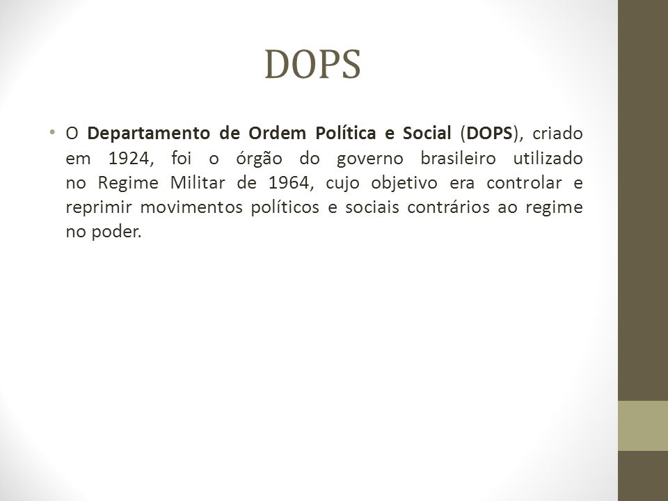 DOPS