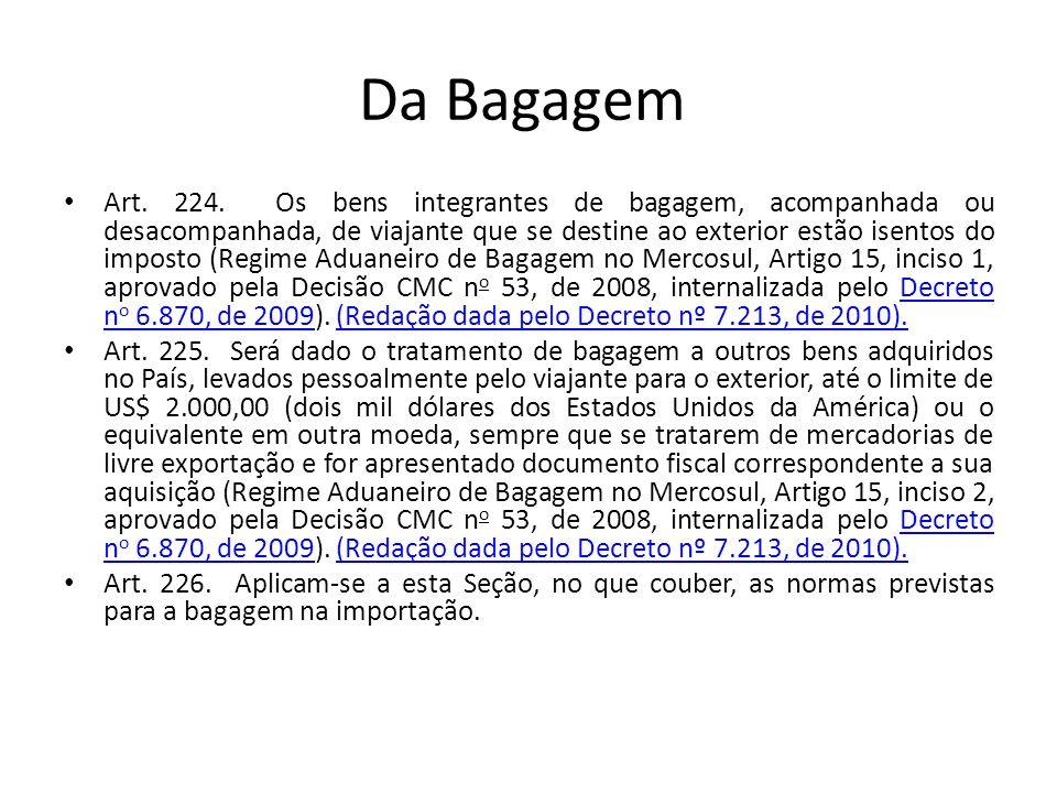 Da Bagagem