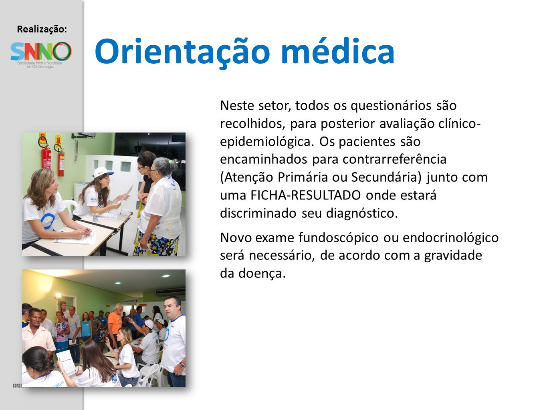 Orientação médica