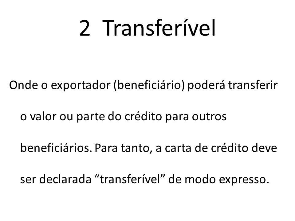 2 Transferível