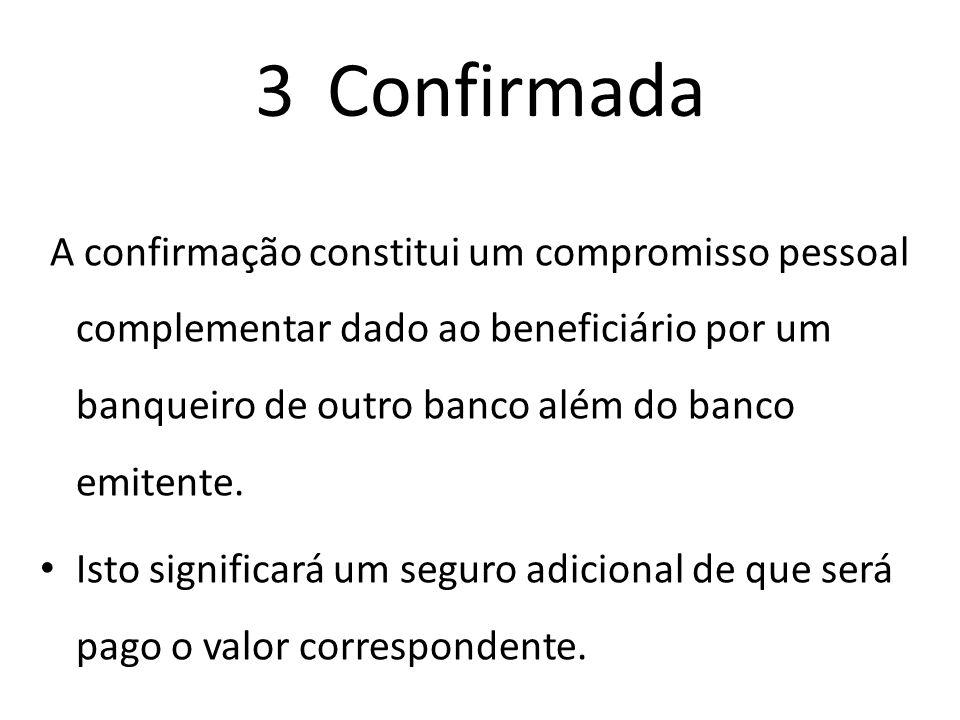 3 Confirmada