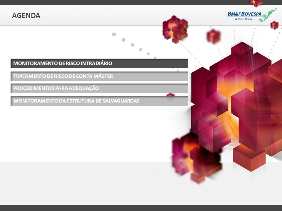 AGENDA 4 MONITORAMENTO DE RISCO INTRADIÁRIO