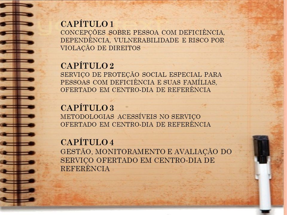 CAPÍTULO 1 CAPÍTULO 2 CAPÍTULO 3 CAPÍTULO 4