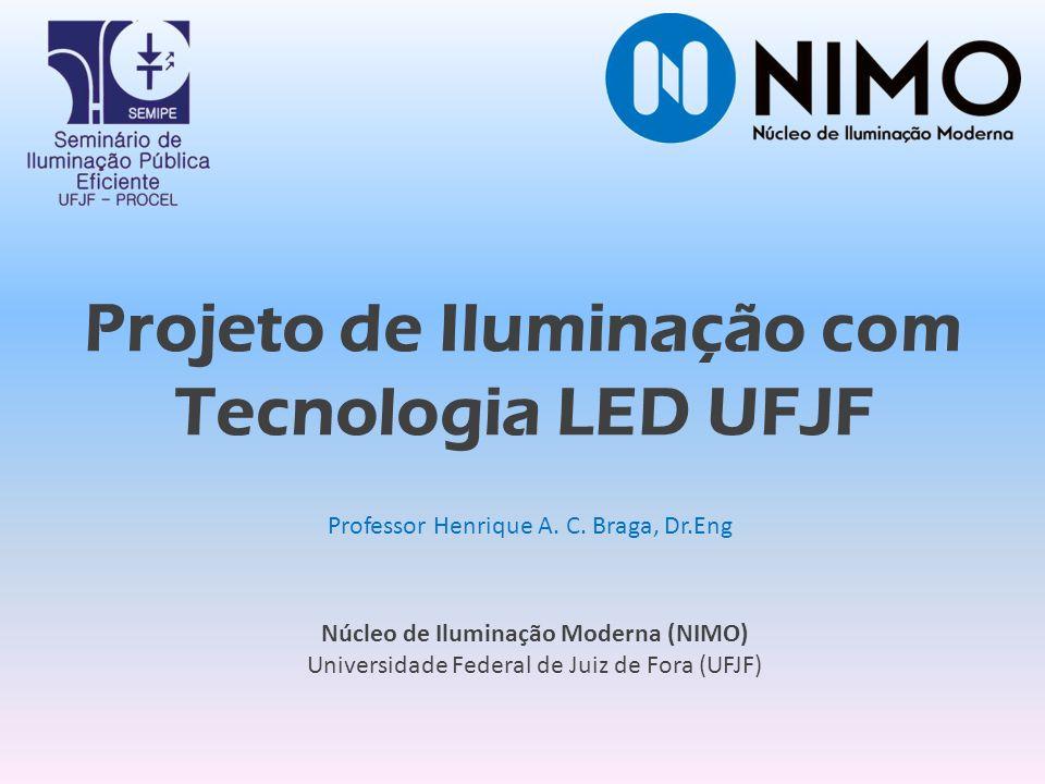 Projeto de Iluminação com Tecnologia LED UFJF