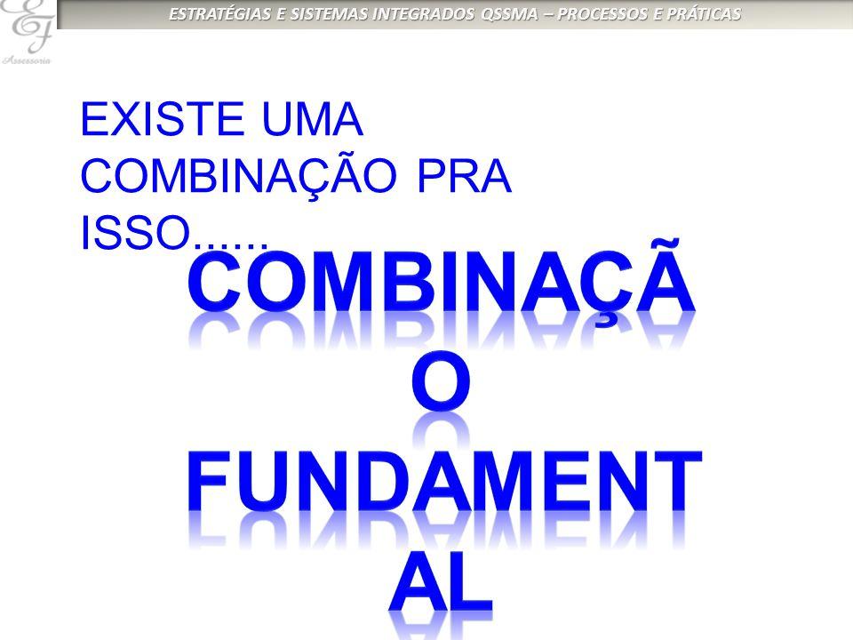 CoMBINAÇÃO FUNDAMENTAL