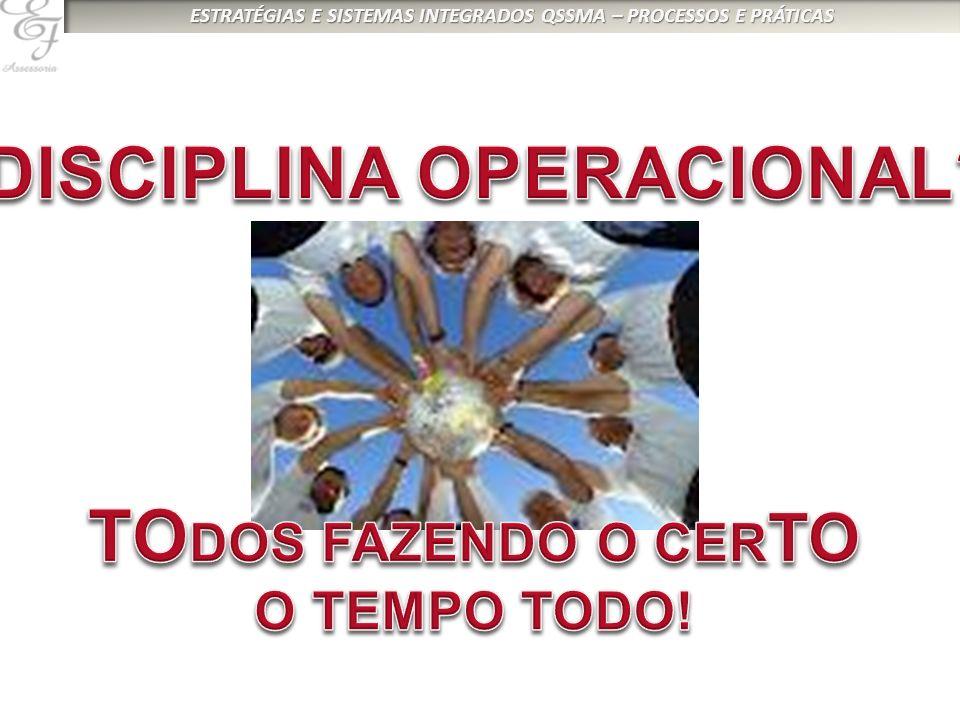 DISCIPLINA OPERACIONAL