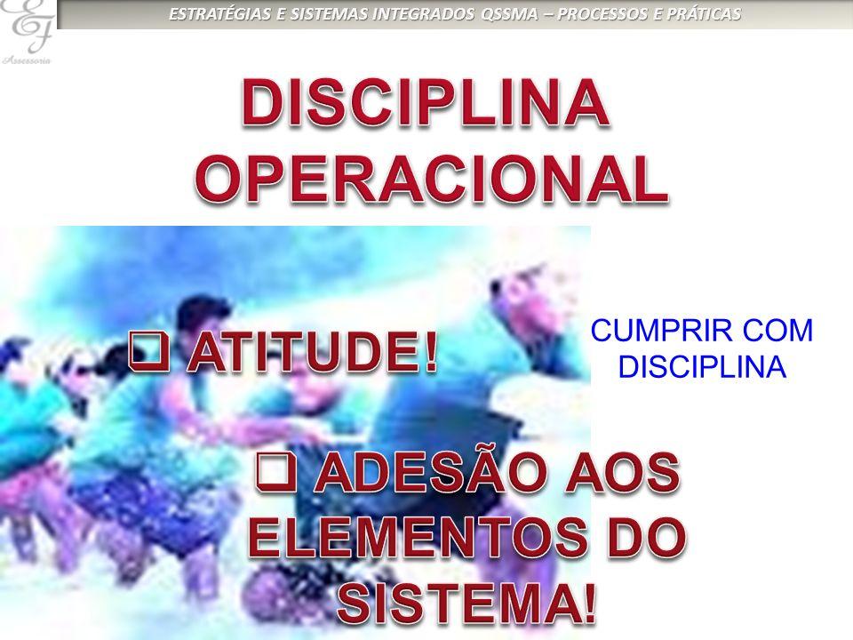 ADESÃO AOS ELEMENTOS DO SISTEMA!