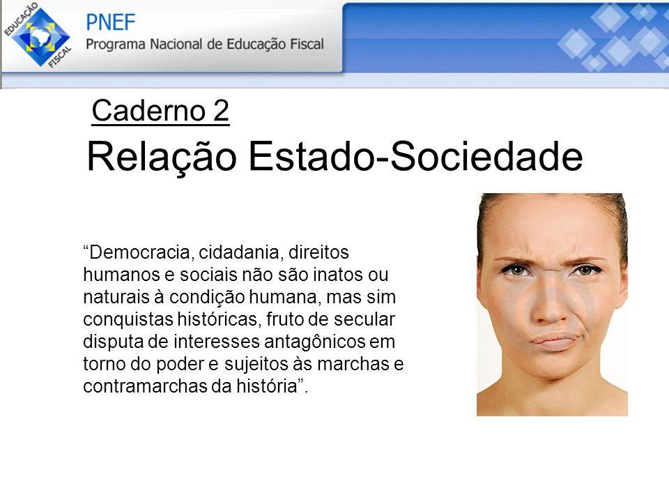 Relação Estado-Sociedade