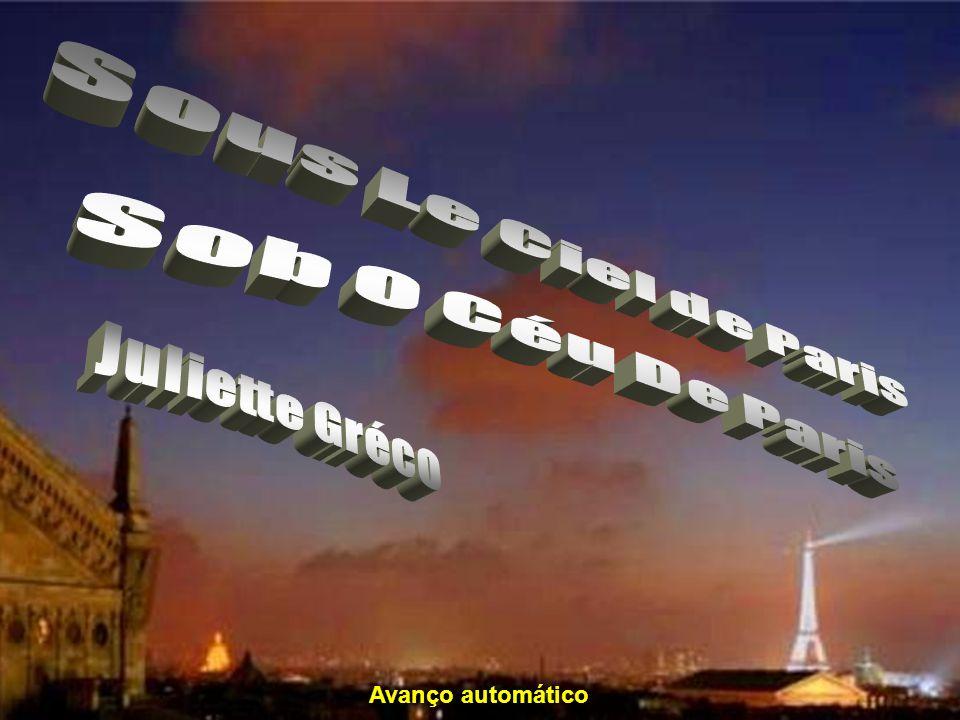 Sous Le Ciel de Paris Sob O Céu De Paris