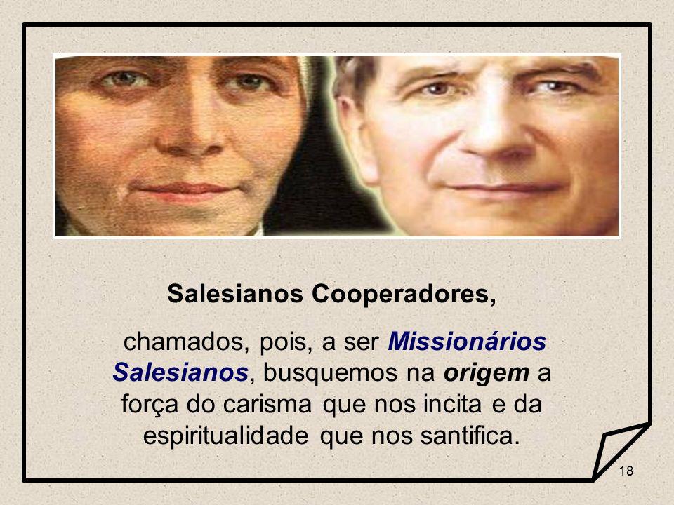 Salesianos Cooperadores,