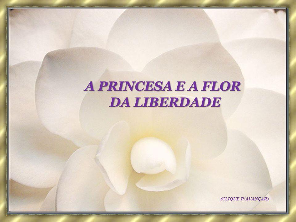 A PRINCESA E A FLOR DA LIBERDADE (CLIQUE P/AVANÇAR)