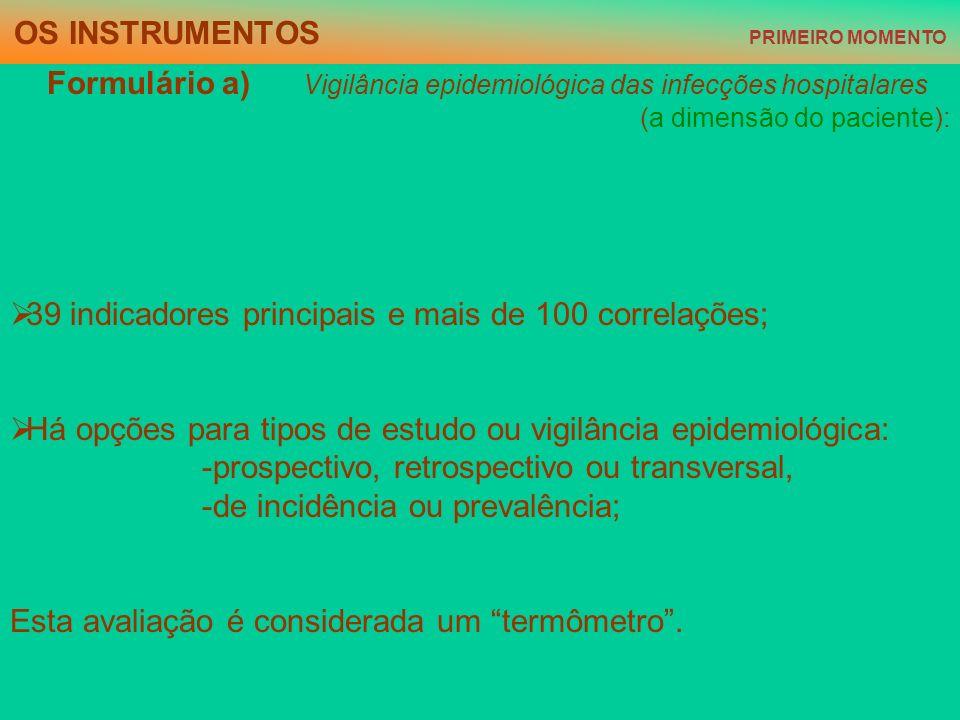 OS INSTRUMENTOS PRIMEIRO MOMENTO