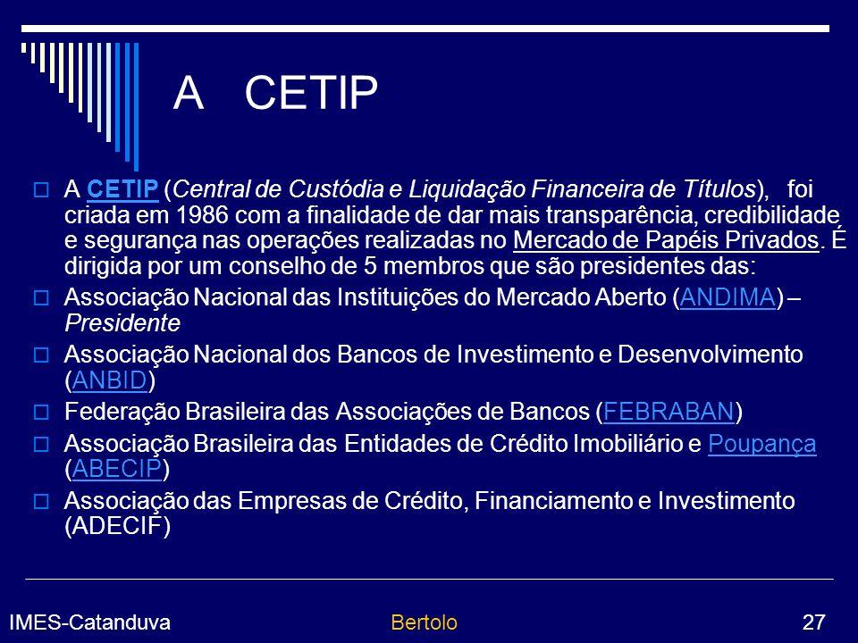A CETIP
