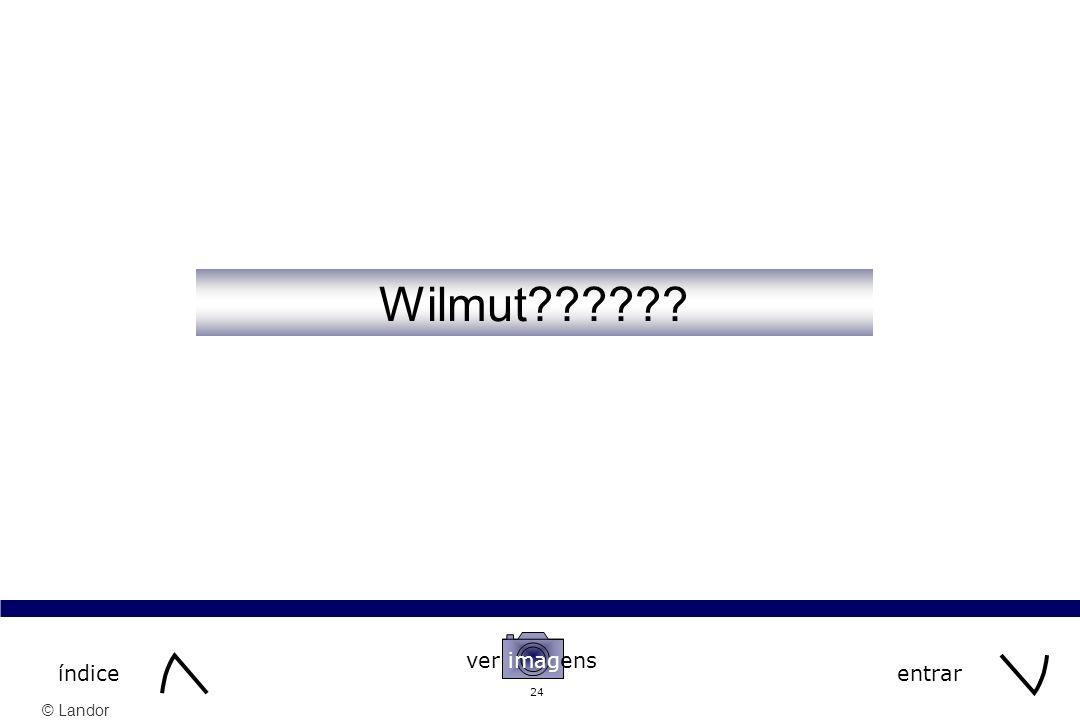Wilmut ver imagens índice entrar