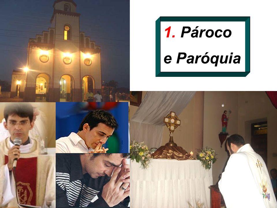 1. Pároco e Paróquia