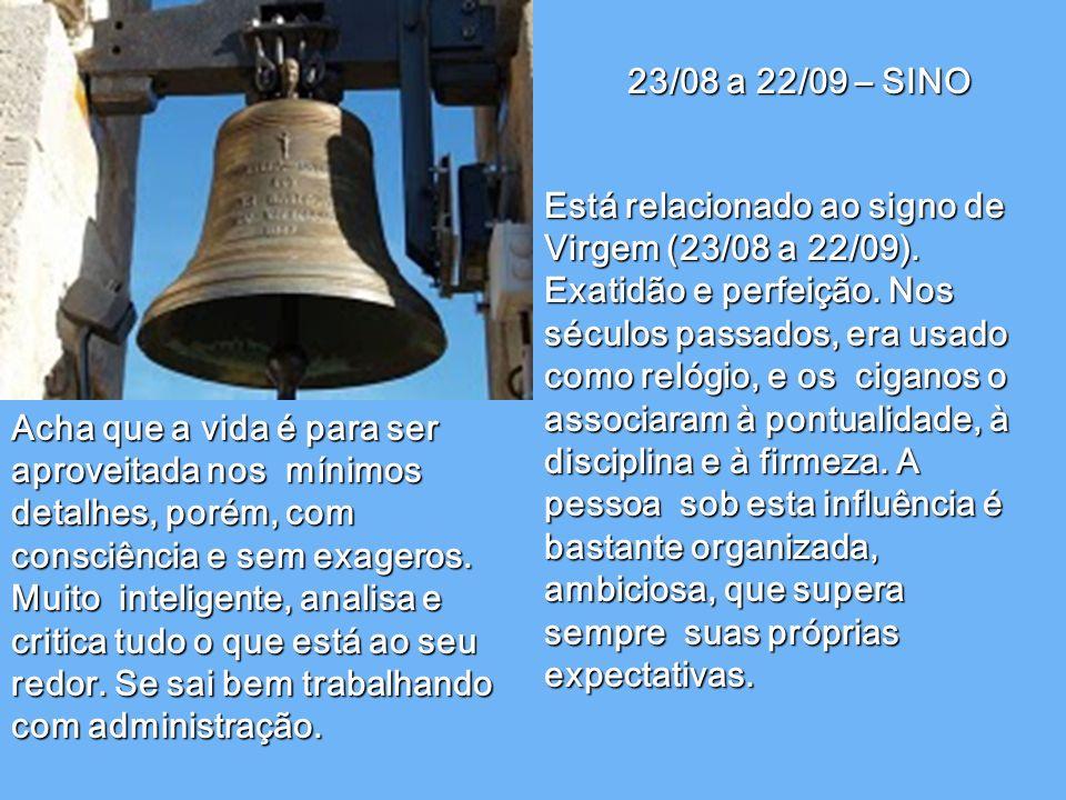 23/08 a 22/09 – SINO