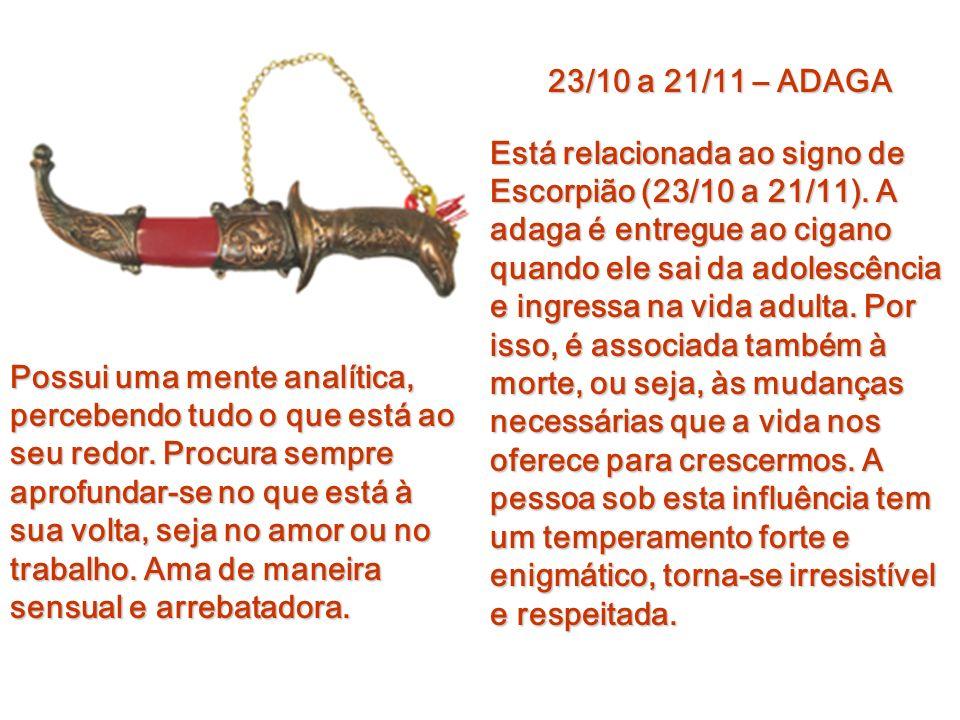 23/10 a 21/11 – ADAGA