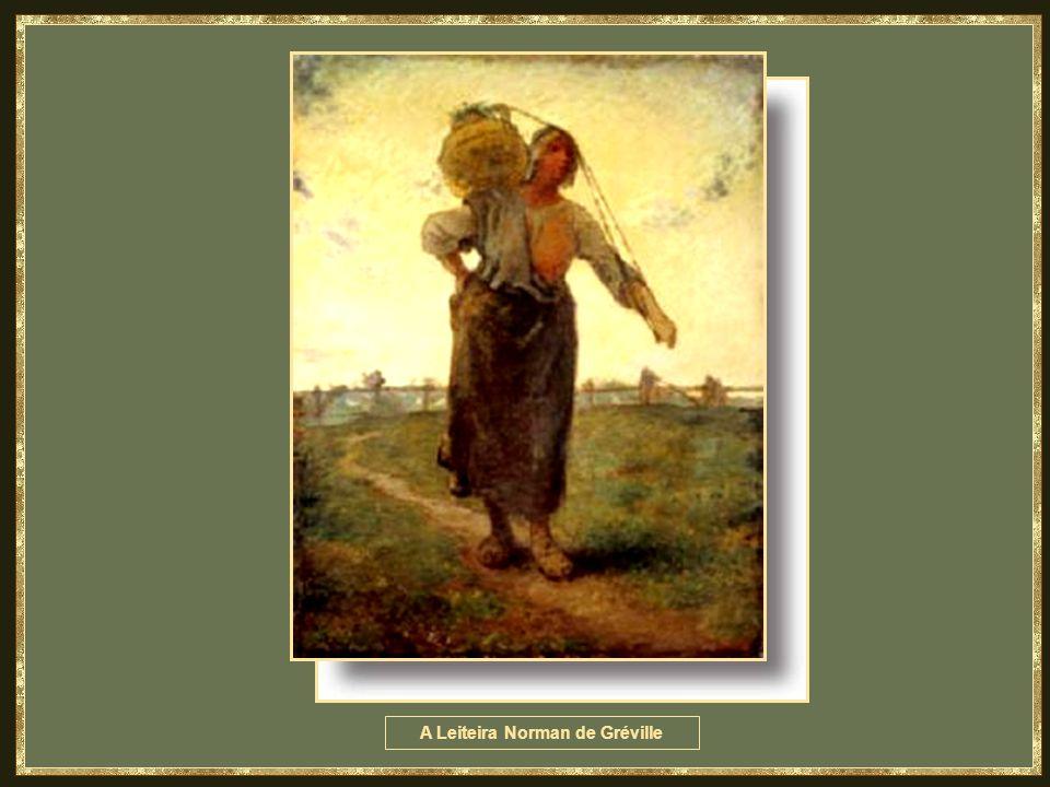 A Leiteira Norman de Gréville