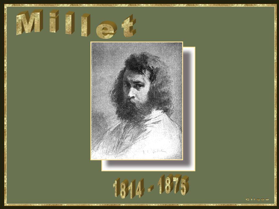 Millet 1814 - 1875 Clique