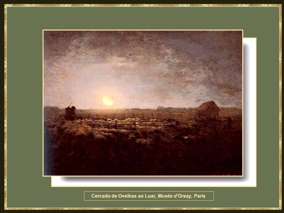 Cercado de Ovelhas ao Luar, Musée d'Orsay, Paris