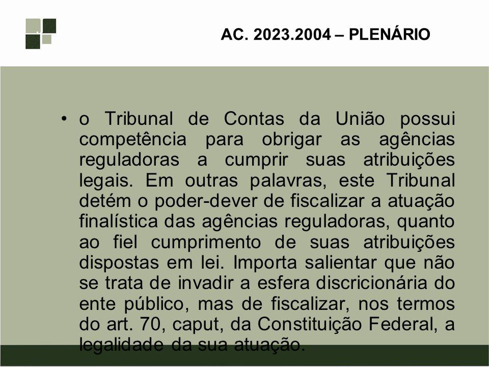 AC. 2023.2004 – PLENÁRIO