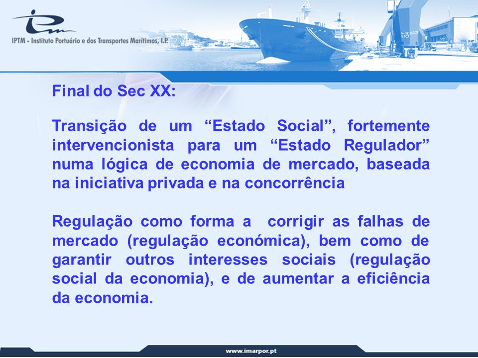 Final do Sec XX: