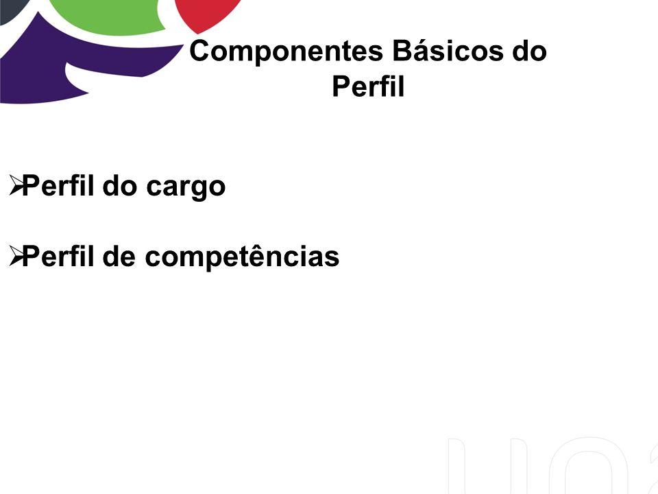 Componentes Básicos do Perfil