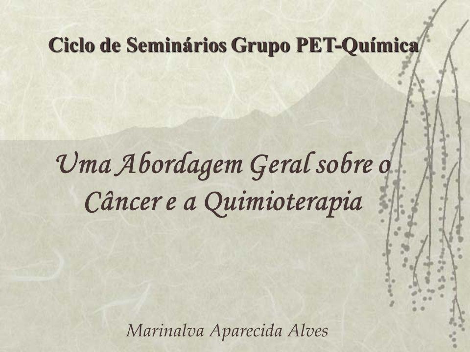 Uma Abordagem Geral sobre o Câncer e a Quimioterapia