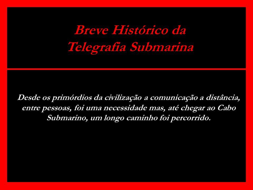 Breve Histórico da Telegrafia Submarina