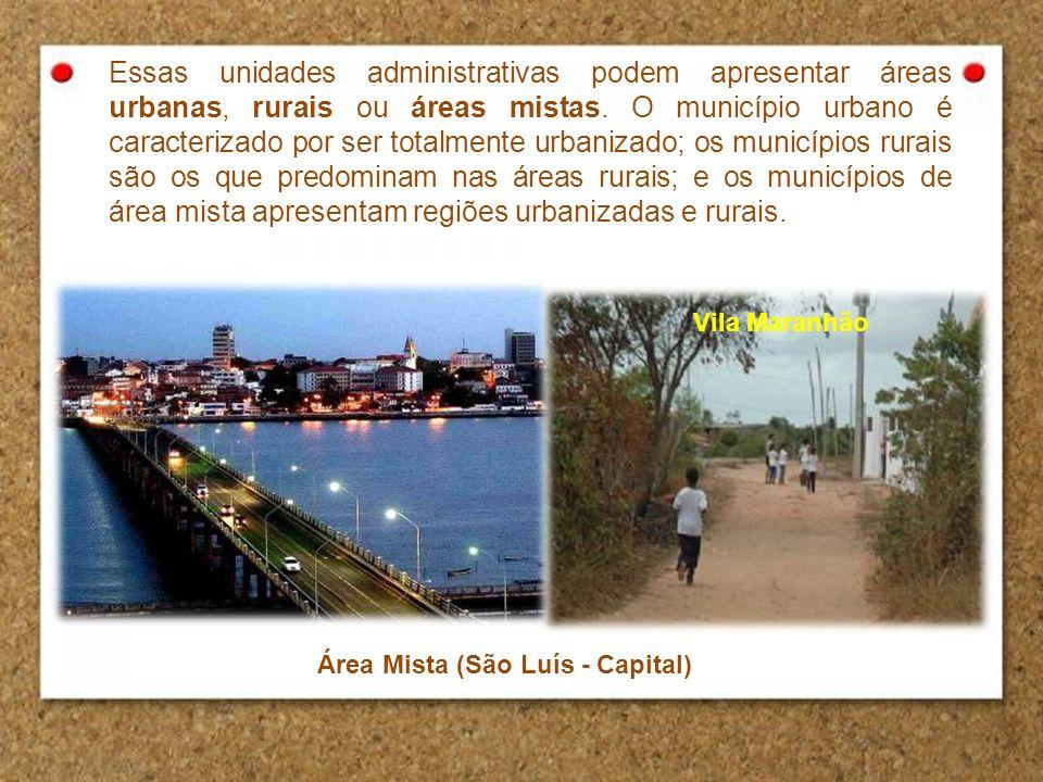 Área Mista (São Luís - Capital)