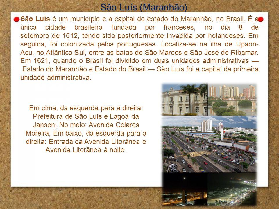 São Luís (Maranhão)