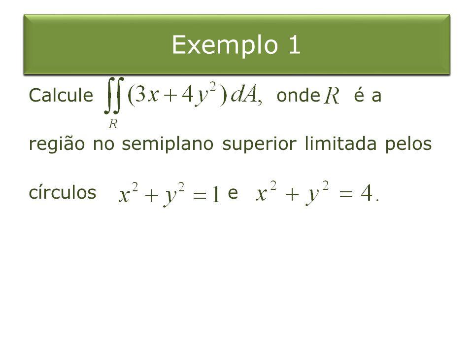 Integral Dupla sobre o Retângulo