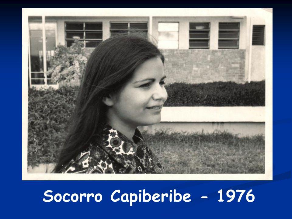 Socorro Capiberibe - 1976