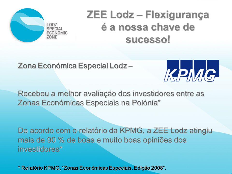 ZEE Lodz – Flexigurança é a nossa chave de sucesso!
