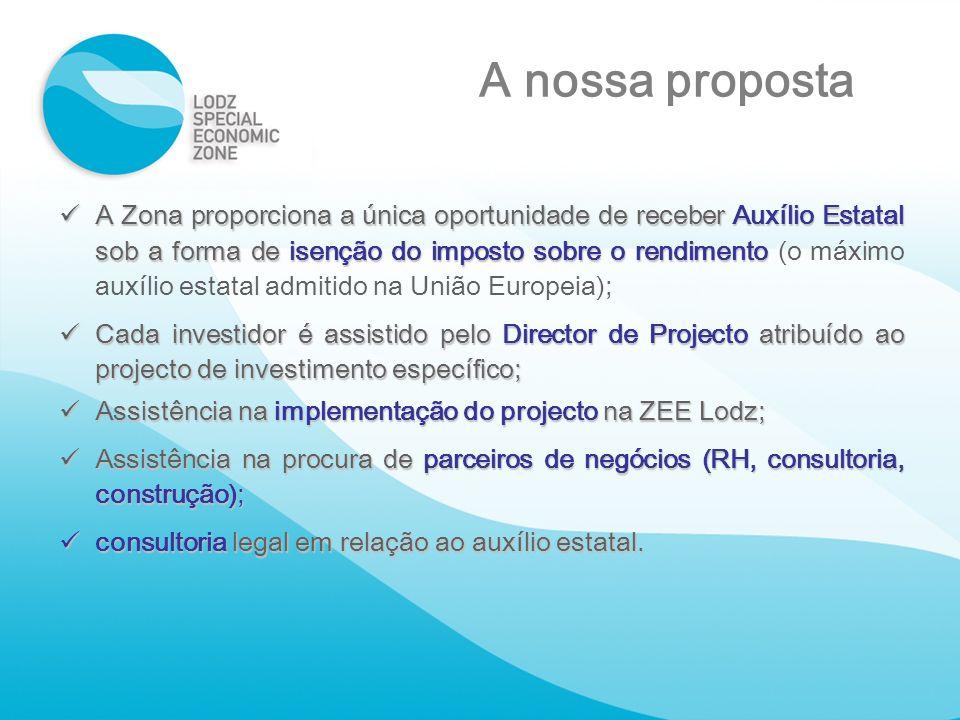 A nossa proposta