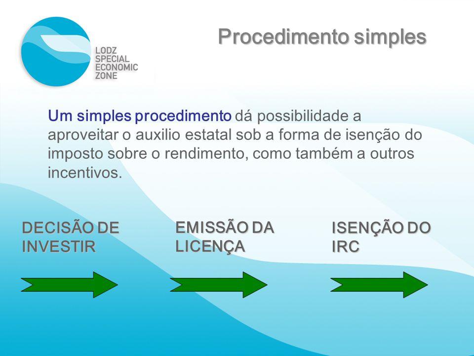 Procedimento simples