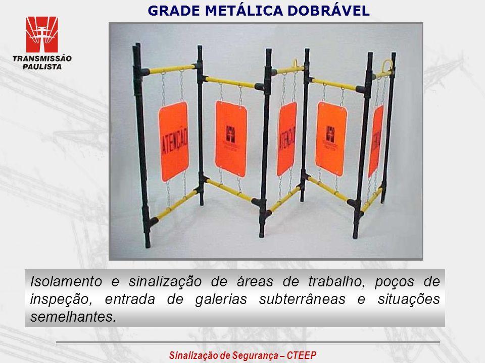 GRADE METÁLICA DOBRÁVEL